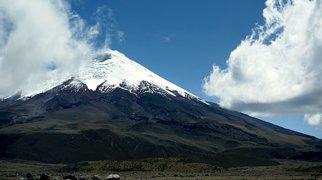 Gunung Cotopaxi>