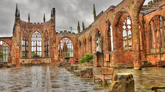Coventry Cathedral>
