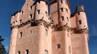 Craigievar Castle>