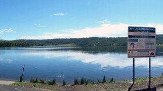 Cressbrook Dam>