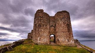 Criccieth Castle>