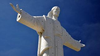 Cristo de la Concordia>