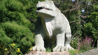 Crystal Palace Dinosaurs>