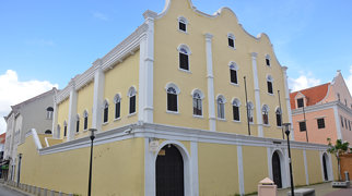Curaçao synagogue>