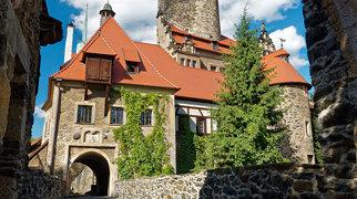 Czocha Castle>