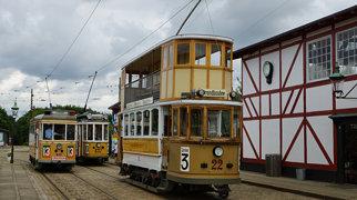 Danish Tramway Museum>