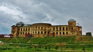 Palacio Darul Aman>