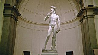 David (sculptură de Michelangelo)>