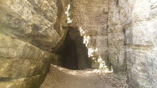 Decorah Ice Cave State Preserve>
