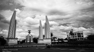 Democracy Monument>