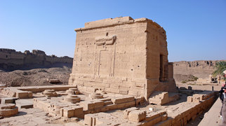 Dendera Temple complex>