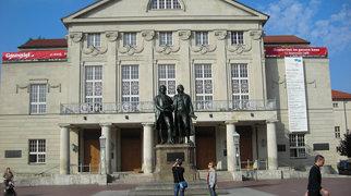 Немецкий национальный театр в Веймаре>