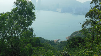 Devil's Peak, Hong Kong>