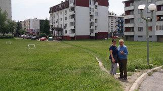 Doboj City Park>