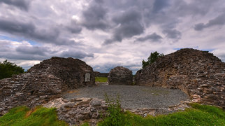 Dolforwyn Castle>