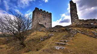 Dolwyddelan Castle>