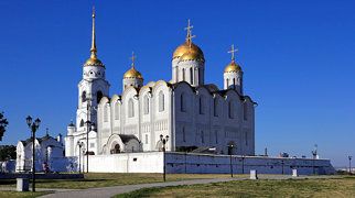 Dormition Cathedral, Vladimir>