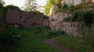 Drachenfels Castle>