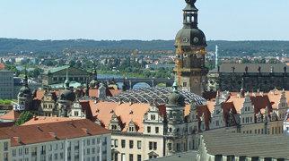 Zamek w Dreźnie>