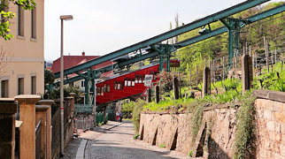 Dresden Suspension Railway>