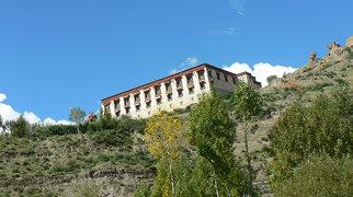 Drongtse Monastery>