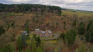Drumtochty Castle>