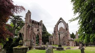 Dryburgh Abbey>