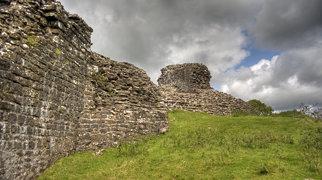 Dryslwyn Castle>