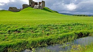Duffus Castle>