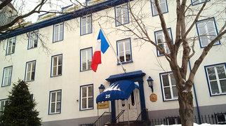 Duke of Kent House, Quebec>