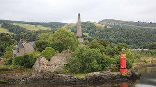 Dunglass Castle>