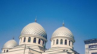 Dzhuma Mosque, Tashkent>