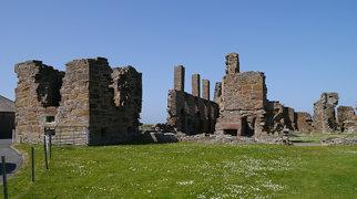 Earl's Palace, Birsay>