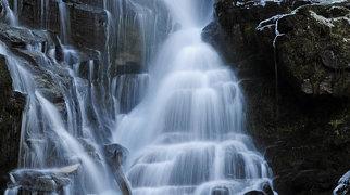 Eastatoe Falls>