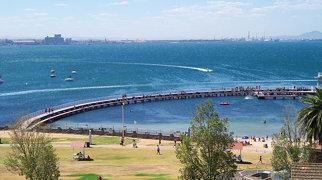 Eastern Beach, Victoria>