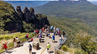 Echo Point (lookout)>