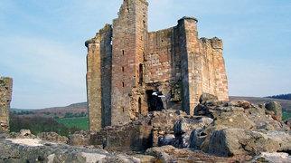 Edlingham Castle>