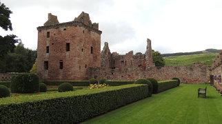Edzell Castle>