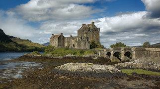Eilean Donan Castle>