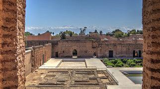El Badi Palace>