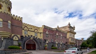 El Castillo Hotel Fabrega Organizational Center>