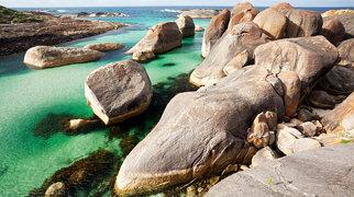 Elephant Rocks, Western Australia>