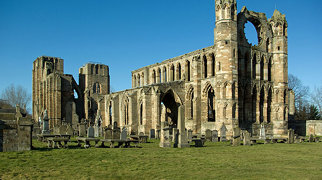 Elgin Cathedral>