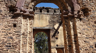 Empress Mentewab's Palace>