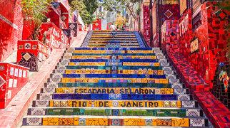 Escadaria Selarón>