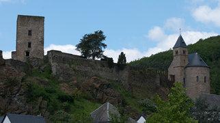 Esch-sur-Sûre Castle>