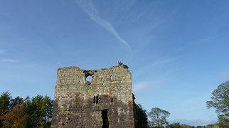 Etal Castle>