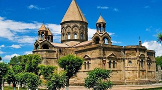 Etchmiadzin Cathedral>
