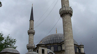 Eyüp Sultan Mosque>