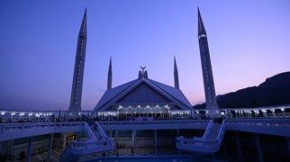 Faisal Mosque>